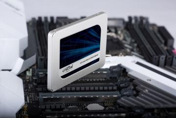 Giới thiệu dòng sản phẩm Crucical MX500 SSD