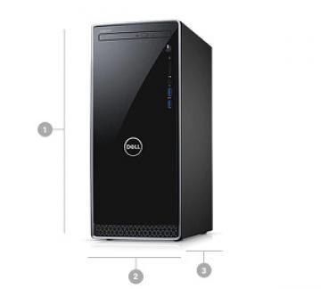 Tổng quan Máy Tính Dell Inspiron 3671