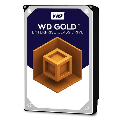 Ổ cứng WD Gold  2TB