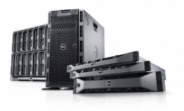 Máy chủ Dell PowerEdge: nền tảng và giải pháp dành cho các ứng dụng doanh nghiệp