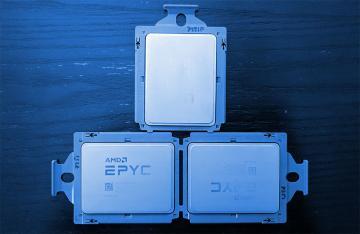 Microsoft Azure Lsv2 dựa trên AMD EPYC