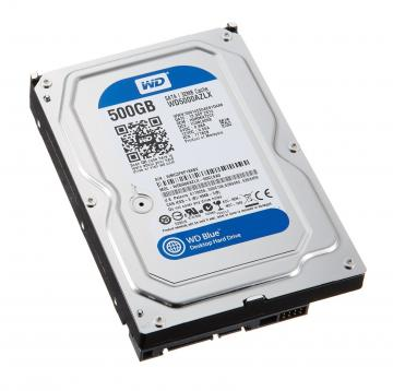 Western Blue 500Gb SATA3 7200rpm