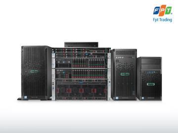 Máy chủ HPE - Giải pháp công nghệ thông tin của doanh nghiệp