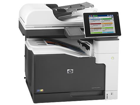 HP Color LaserJet Enterprise 700 MFP M775DN