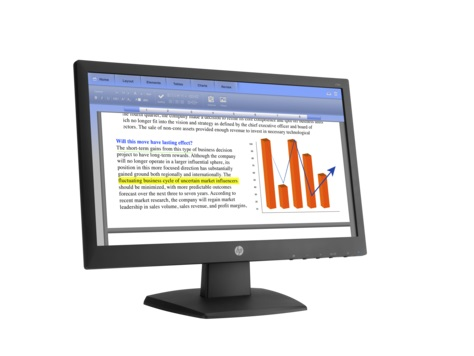 HP V223 21,5 inch Monitor