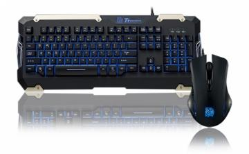 Bộ Keyboard + Mouse Thermaltake TTeSports Commander
